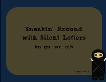 Sneakin Around with Silent Letters