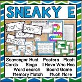 Silent E Sneaky E