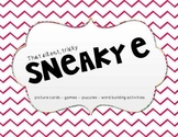 Sneaky E Games and Acitivities