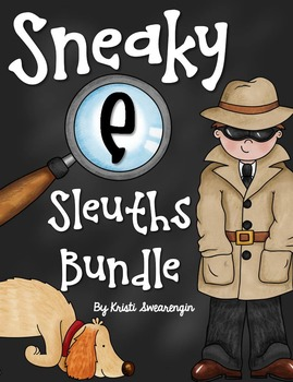 Sneaky E Sleuths: Complete Bundle