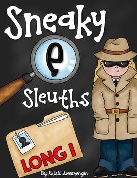 Sneaky E Sleuths: Long I