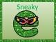 Sneaky E PowerPoint