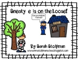 Sneaky E is on the Loose!
