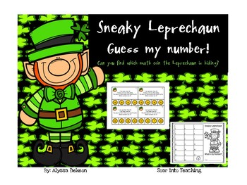 Sneaky Leprechaun - Guess my number