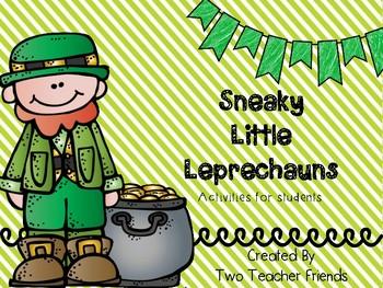 Sneaky Little Leperchaun