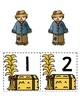 Sneaky Scarecrow Number Recognition Game