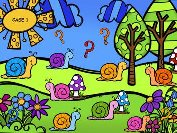 Sneaky Singing Snails: Mi-Re-Do Set