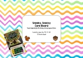 Sneaky, Snacky Squirrel Core Board