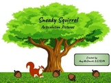 Sneaky Squirrel - Freebie