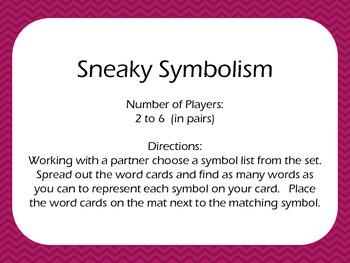 Sneaky Symbolism