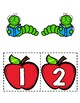 Sneaky Worm Number Recognition Game (Numbers 1-50)
