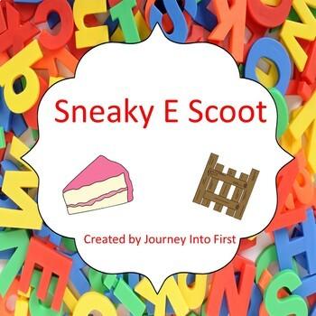 """Sneaky """"E"""" Scoot"""