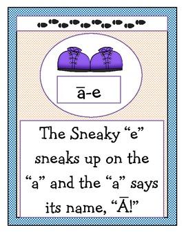 """Sneaky """"e"""" Sneakers"""