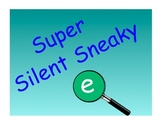 Sneaky/Silent E SMART Board Lesson for All Vowels