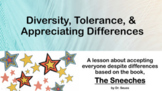 Sneetches Seuss EXCLUSION DIVERSITY BULLYING No Prep SEL Lesson w video