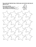 Sneetches Star Cut-outs