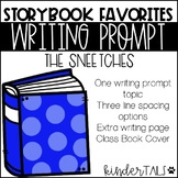Dr. Seuss Writing Prompt: Sneetches Writing Prompt