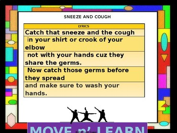 Sneeze and Cough Song