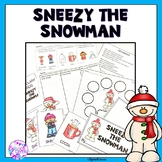 Sneezy The Snowman Book Companion