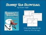 Sneezy The Snowman {Literacy Activities}
