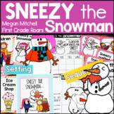 Sneezy the Snowman   Distance Learning