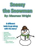 Sneezy the Snowman-Activities