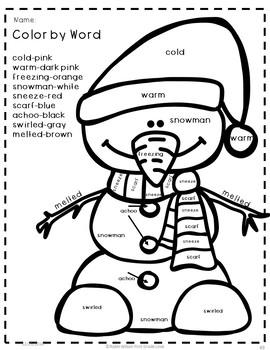 Sneezy the Snowman Book Companion