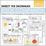 Sneezy the Snowman: Book Buddy