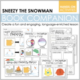 Sneezy the Snowman: Book Buddy
