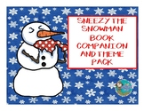 Sneezy the Snowman Book Companion and Theme Pack