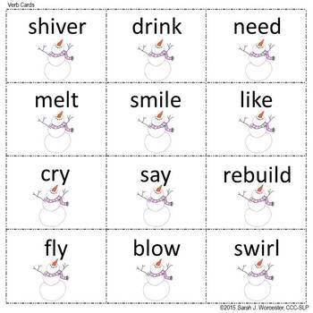 Sneezy the Snowman FREEBIE
