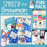 Sneezy the Snowman Fun Pack