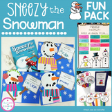 Sneezy the Snowman Fun Pack