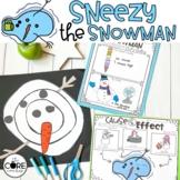 Sneezy the Snowman Digital Read-Aloud | Distance Learning