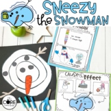 Sneezy the Snowman: Interactive Read-Aloud Lesson Plans an