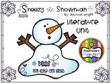 Sneezy the Snowman (Literature Unit)