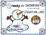 Sneezy the Snowman (Literature Unit)