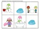 Sneezy the Snowman, Winter, Speech/Language unit, AAC activity