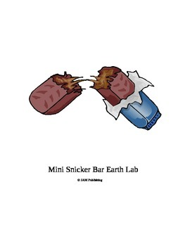Snicker Bar Earth Lab