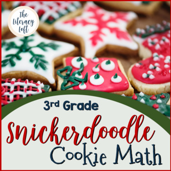 Snickerdoodle Cookie Math