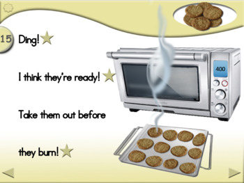 Snickerdoodle Cookies - Animated Step-by-Step Recipe - Regular