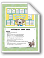 Sniffing Out Good Work (Bulletin Boards)