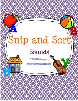 Snip and Sort Sounds