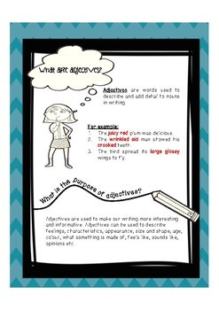 Snippet Writing for Success - Adjectives (US English spelling)