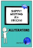 Snippet Writing for Success - Alliterations - (UK English