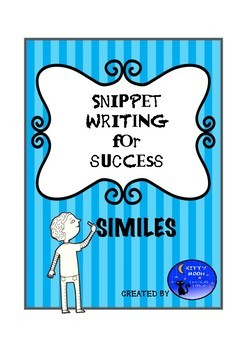 Snippet Writing for Success - Similes (UK English spelling)