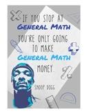 Snoop Dogg Math Poster