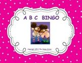 Snoop Sistas ABC Bingo