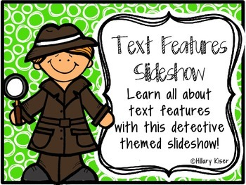 Text Feature Slideshow