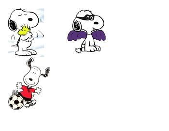 Snoopy Behavior Management Incentive
